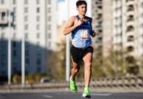 eulalio muñoz running maraton marathon 42K