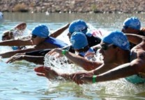 triatlon san juan largada