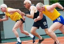 running edad