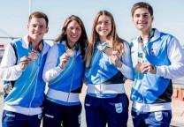 natacion argentina playa rosario 2019