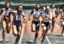 atletismo mujeres color