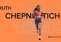 running record 21K maraton