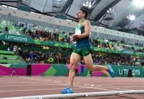 ederson running atletismo