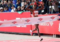 kosgei maraton running record 42k