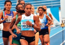 marcela gomez atletismo running maraton 21K 10K 42k