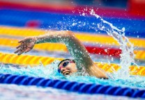 kohler natacion swim pileta mujeres record