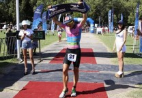 triatlon junin llegada triathlon ironman 1