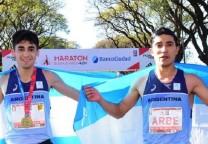 arbe munoz argentina maraton tokio 2020 running