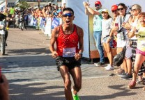 rodriguez running maraton marathon 21k