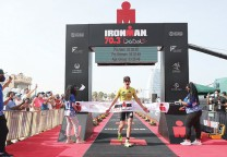 triatlon ironman triathlon record