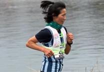 yuko running maraton