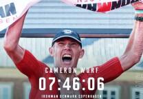 triatlon triathlon IronMan Hawaii wurf